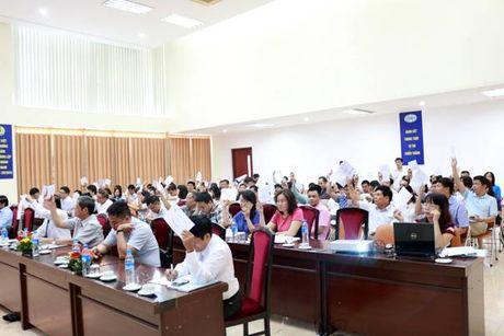 TCty COMA - CTCP to chuc Dai hoi Co dong lan I - Anh 3