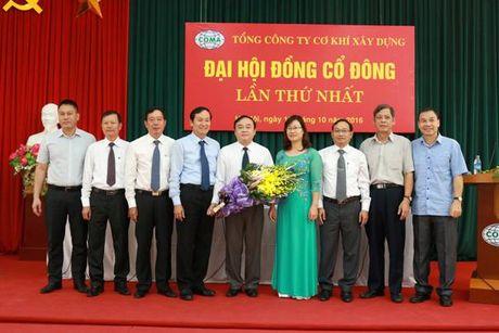 TCty COMA - CTCP to chuc Dai hoi Co dong lan I - Anh 4