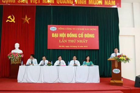 TCty COMA - CTCP to chuc Dai hoi Co dong lan I - Anh 5
