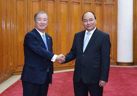 Cac doanh nghiep Nhat Ban co the tan dung nhieu co hoi moi o Viet Nam - Anh 1