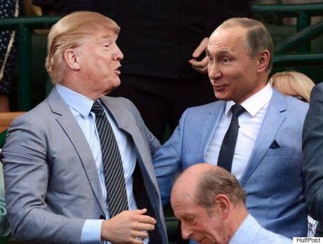 Thua xa Clinton nhung Trump van tu tin len lich gap Putin - Anh 1