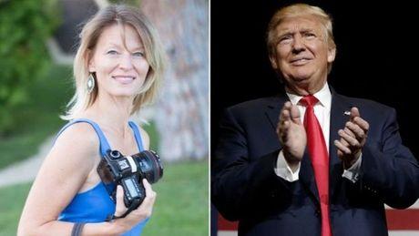 Vo Trump bao ve chong trong khi ong bi cao buoc quay roi - Anh 2