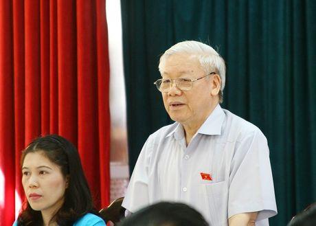 """Tong Bi thu: """"Chong noi xam cang kho hon, boi tu ta danh vao ta"""" - Anh 1"""