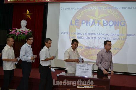 Uy ban MTTQ TP Ha Noi keu goi nguoi dan ung ho dong bao mien Trung - Anh 3
