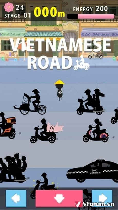 Game ve duong pho Viet Nam duoc Facebook tai tro 1 ty dong - Anh 1