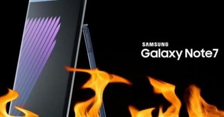 Samsung va chinh quyen Han Quoc dieu tra nguyen nhan gay chay Galaxy Note 7 - Anh 1