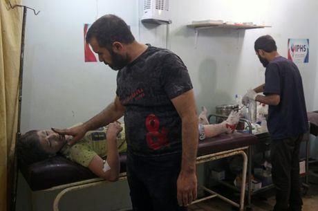 Nga, Syria tam 'ha nhiet' cho diem nong Aleppo - Anh 1