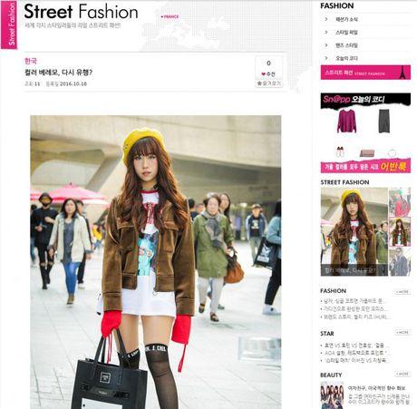 Ngay dau tham gia Seoul Fashion week, Min lot top sao dep cua bao Han - Anh 1