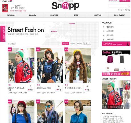 Ngay dau tham gia Seoul Fashion week, Min lot top sao dep cua bao Han - Anh 2