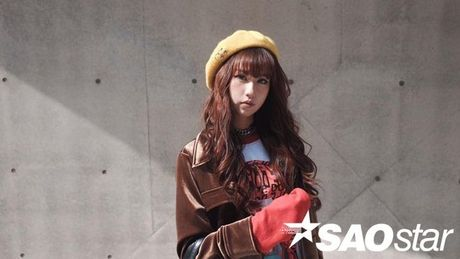 Ngay dau tham gia Seoul Fashion week, Min lot top sao dep cua bao Han - Anh 3