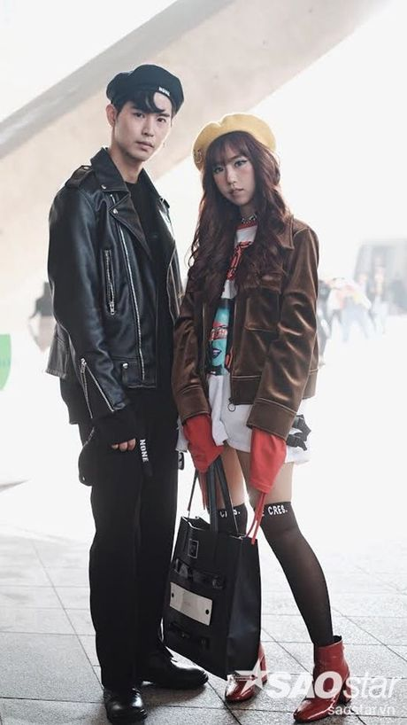 Ngay dau tham gia Seoul Fashion week, Min lot top sao dep cua bao Han - Anh 5