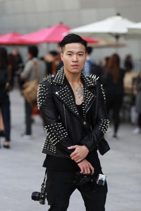 Ngay dau tham gia Seoul Fashion week, Min lot top sao dep cua bao Han - Anh 9