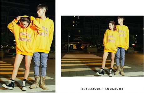 Muon mau hoodie - item luon chiem 'the thuong phong' moi mua lanh ve - Anh 12