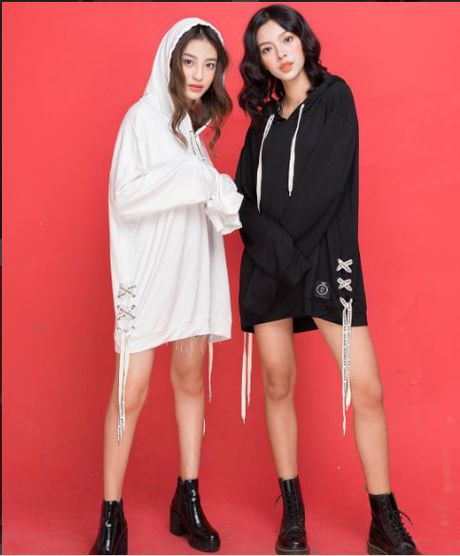 Muon mau hoodie - item luon chiem 'the thuong phong' moi mua lanh ve - Anh 14
