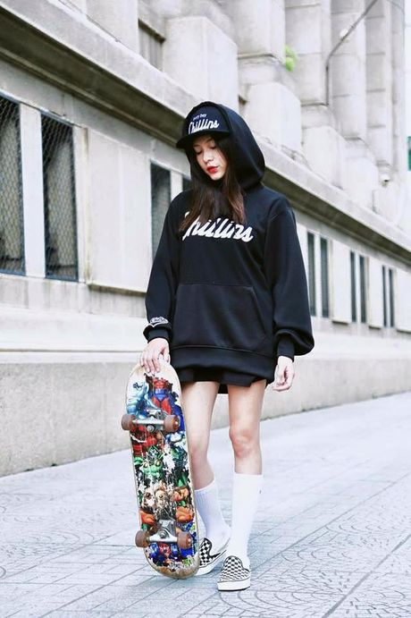 Muon mau hoodie - item luon chiem 'the thuong phong' moi mua lanh ve - Anh 15