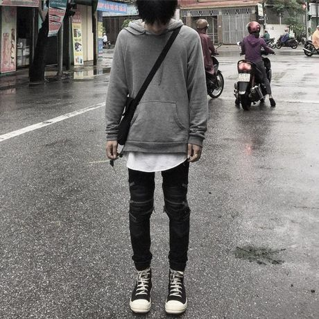 Muon mau hoodie - item luon chiem 'the thuong phong' moi mua lanh ve - Anh 6