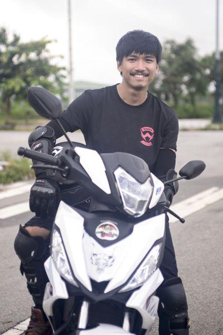 Honda Winner 150 tiep tuc gay an tuong trong chang chinh phuc cuc Dong - Anh 15