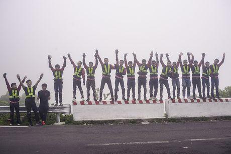 Honda Winner 150 tiep tuc gay an tuong trong chang chinh phuc cuc Dong - Anh 27