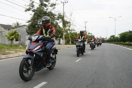 Honda Winner 150 tiep tuc gay an tuong trong chang chinh phuc cuc Dong - Anh 52