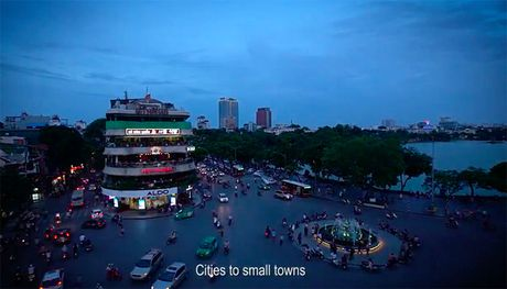 MV 'A oi oi a' tuyet dep gioi thieu Viet Nam cua ban tre SSEAYP - Anh 1