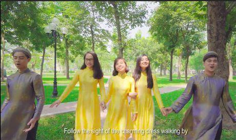 MV 'A oi oi a' tuyet dep gioi thieu Viet Nam cua ban tre SSEAYP - Anh 4