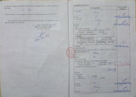 BV Da khoa tu nhan Hoang An (Thai Binh): Sai pham noi tiep sai pham - Anh 1