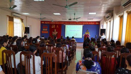 LDLD TP Thai Nguyen: Nang cao y thuc binh dang gioi cho nu can bo CDCS - Anh 1