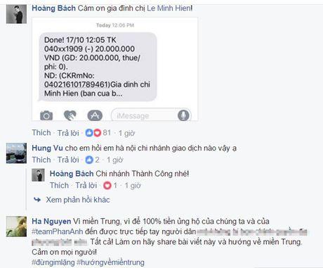Trong 48 tieng, MC Phan Anh van dong 10 ti dong giup dan mien Trung bi lu - Anh 5