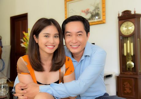 Vo cu Phan Thanh Binh dong canh tinh tu cung Nguyen Vu - Anh 2
