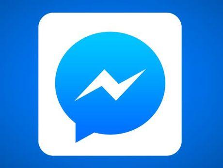 Facebook Messenger mach ban nen noi chuyen gi voi ai - Anh 1
