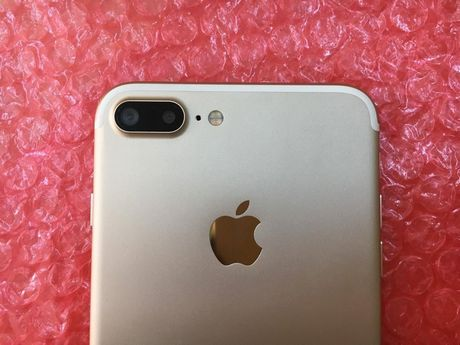 iPhone 7 Plus nhai giong that 99% dang tra tron thi truong - Anh 4