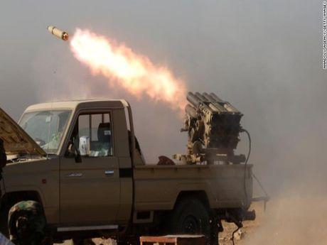 Ngay dau tai chiem Mosul tu IS: Gianh lai 200 km2 dat - Anh 1