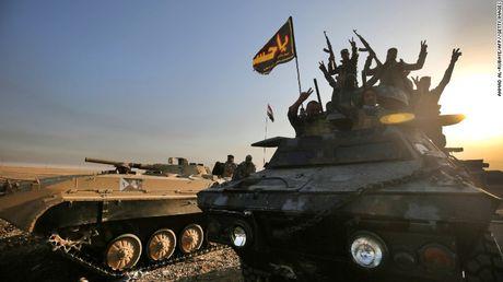 Ngay dau tai chiem Mosul tu IS: Gianh lai 200 km2 dat - Anh 2