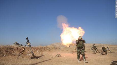 Ngay dau tai chiem Mosul tu IS: Gianh lai 200 km2 dat - Anh 3