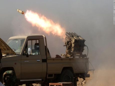 Ngay dau tai chiem Mosul tu IS: Gianh lai 200 km2 dat - Anh 4