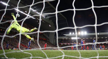 De Gea 'len dong', Man United cam hoa Liverpool - Anh 5