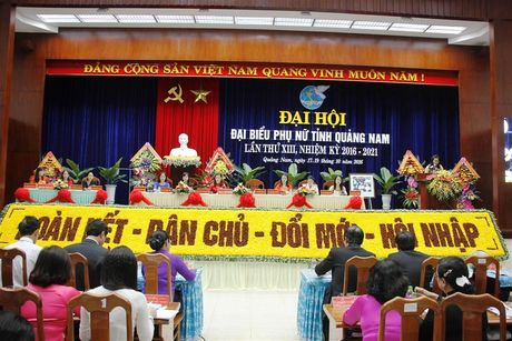 Quang Nam: Hon 69 nghin phu nu duoc vay von phat trien kinh te - Anh 1