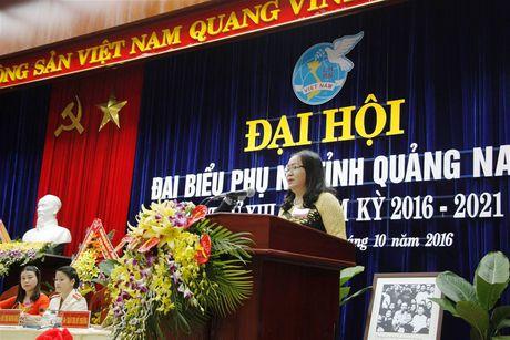 Quang Nam: Hon 69 nghin phu nu duoc vay von phat trien kinh te - Anh 2