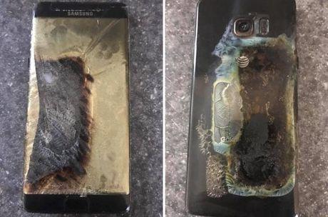 Hau Samsung Note 7, nhieu may bay trang bi tui chong chay - Anh 1