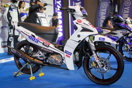 3 xe dua Yamaha chinh hang tai Viet Nam - Anh 10