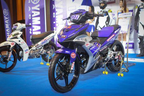 3 xe dua Yamaha chinh hang tai Viet Nam - Anh 6