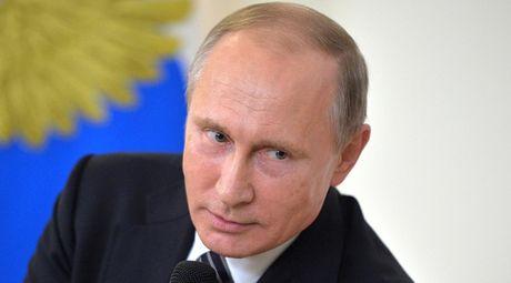 Putin noi ve tinh bao My, dien trong phong hop bat ngo bi tat - Anh 1