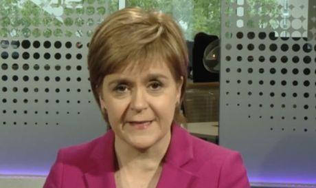 Scotland se to chuc trung cau dan y tach khoi Anh lan thu hai - Anh 1