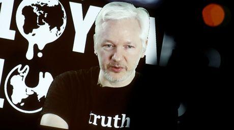 Tiet lo mat thu cua ba Clinton, cha de Wikileaks bi cat mang Internet - Anh 1