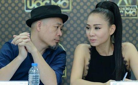 Thu Minh, Huy Tuan ngoi ghe nong Khoi dau uoc mo - Anh 1