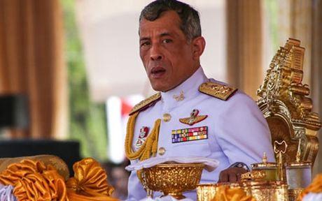 Thai Lan: Hoang Thai tu chi duoc dang co sau 15 ngay quoc tang - Anh 1