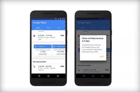 Google cai tien manh cong cu giup san ve may bay gia re - Anh 1