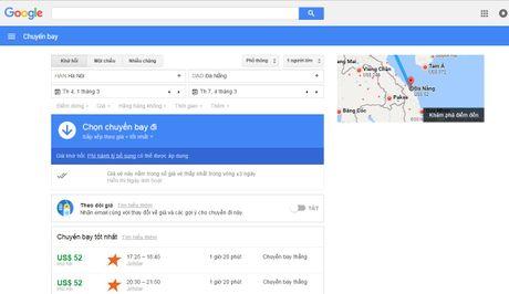 Google cai tien manh cong cu giup san ve may bay gia re - Anh 2