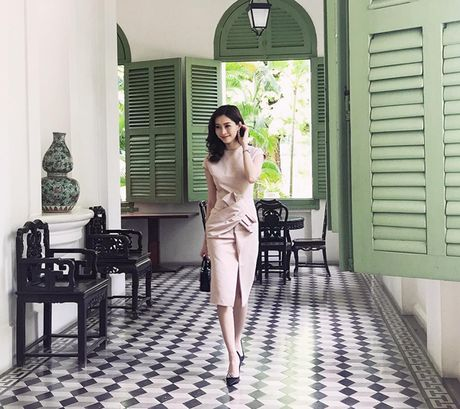 Minh Hang phoi do ca tinh, Minh Trieu quyen ru nhat tuan - Anh 9
