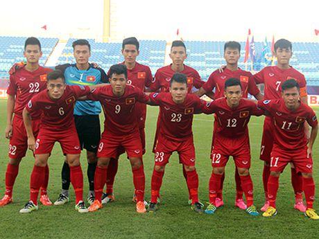 HLV Hoang Anh Tuan: 'U19 Viet Nam da quen su co the do Trong Dai' - Anh 3